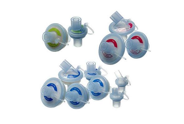 Filtros respiratorios HME