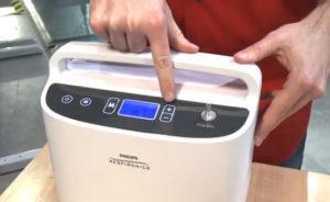Videos: SimplyGo Concentrador de Oxígeno