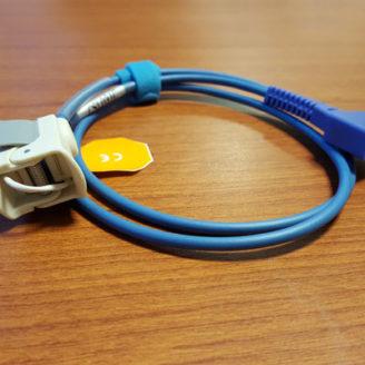 Sensor de SpO2 broche pediátrico compatible Nellcor Oxi-Max