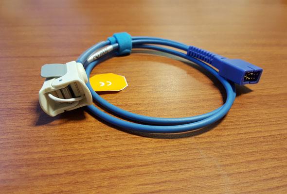 Sensor SpO2 broche pediatrico Nellcor Oxi-Max