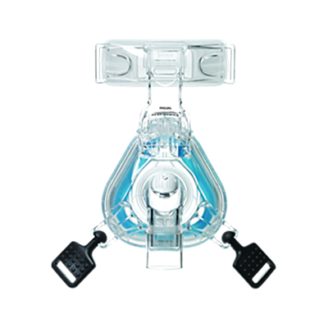 Máscara Comfort Gel Blue Nasal Philips Respironics