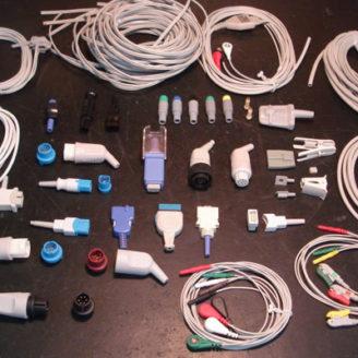 Repuestos y accesorios para Monitores, Oxímetros y Electrocardiógrafos