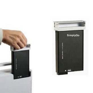 Batería para Concentrador de Oxigeno Portátil Simply Go