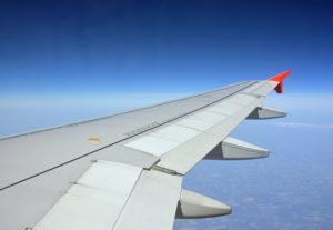 Oxígeno en los aviones