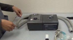 Video: Limpieza de su unidad CPAP o Bi-PAP
